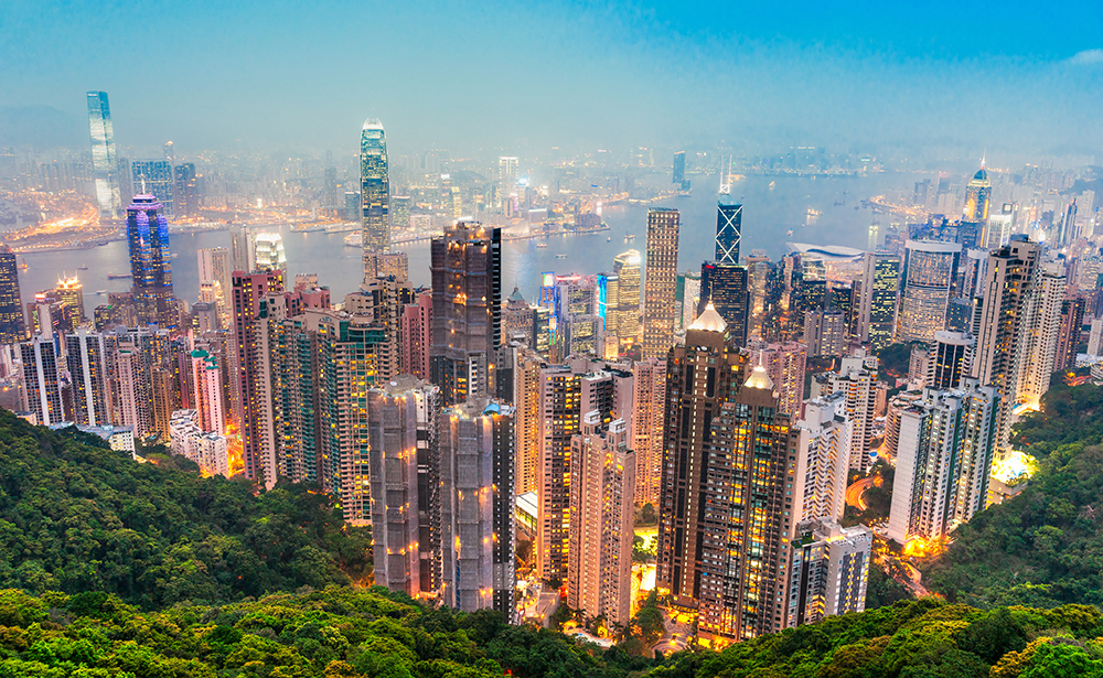 香港 イメージ
