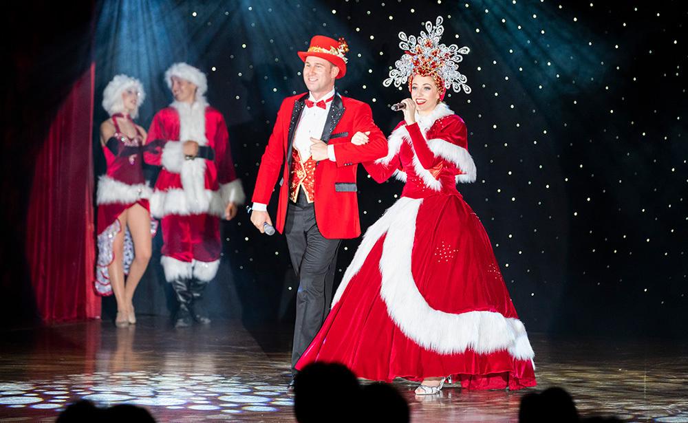 クリスマスショー(イメージ)