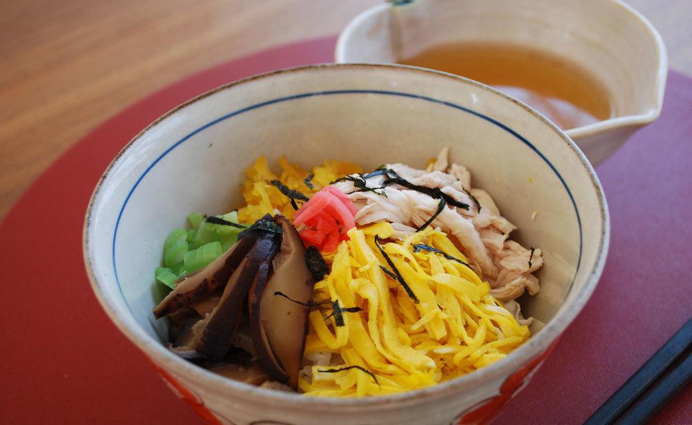 奄美大島(鶏飯)