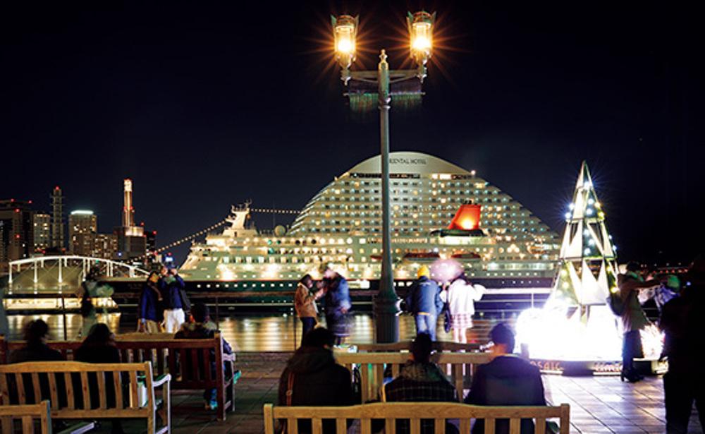 神戸港 (イメージ)