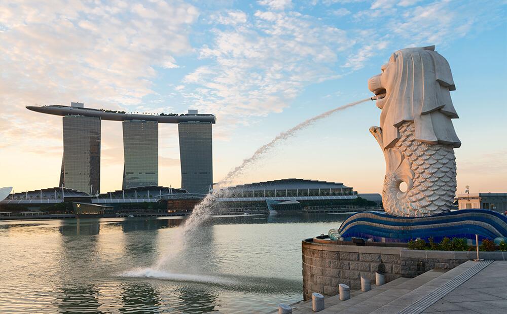 【シンガポール】 シンガポール