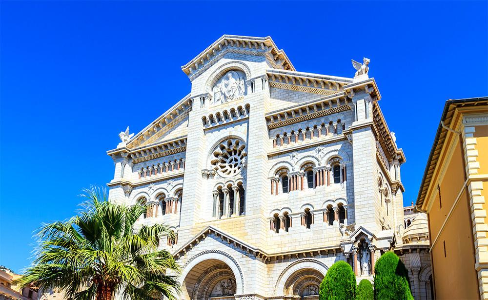 モナコ大聖堂 (OPツアー利用)
