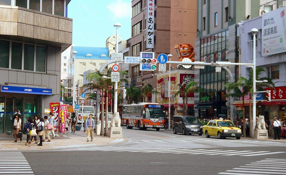那覇(国際通り)