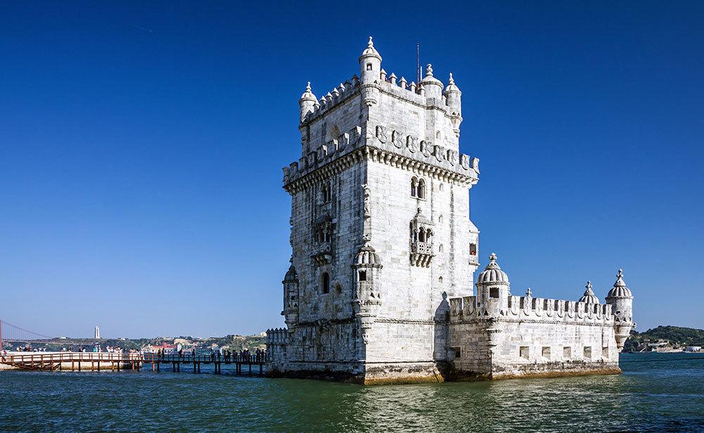 ベレンの塔<br />(リスボン)