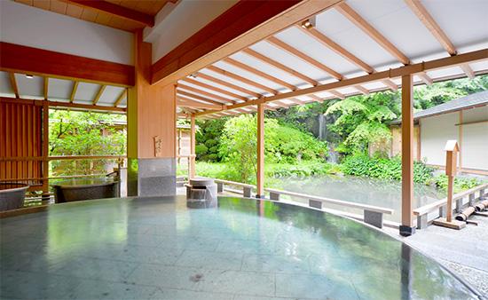 ホテルニュー水戸屋・大浴場