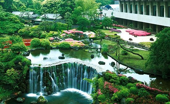 日本庭園イメージ