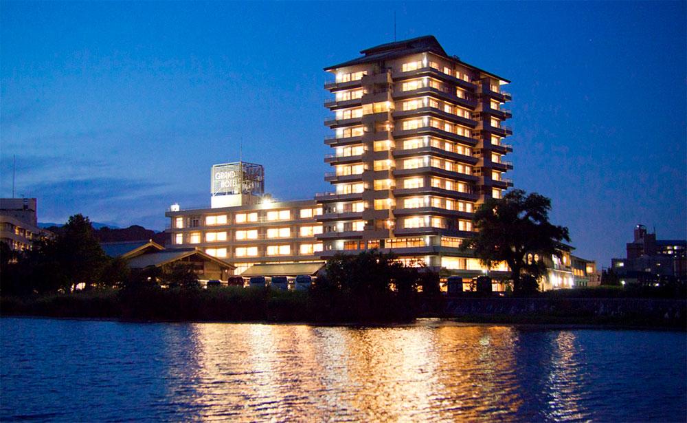 琵琶湖グランドホテル 別館 京近江