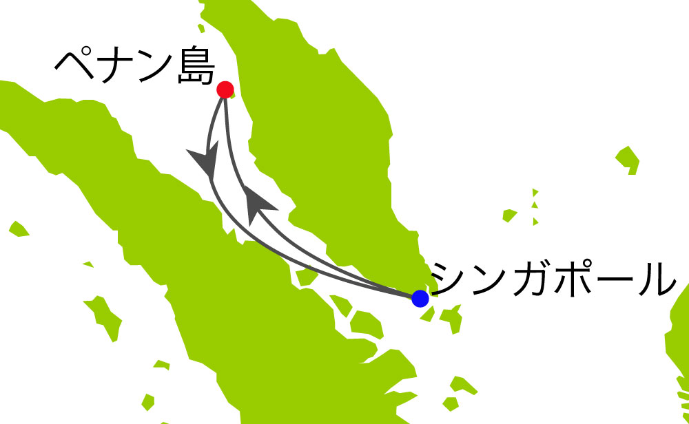 航路イメージ