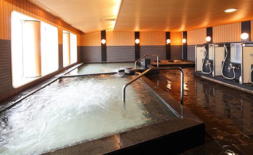 船内 展望大浴場