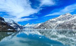 世界遺産グレーシャーベイの絶景を臨む アラスカクルーズ9日間