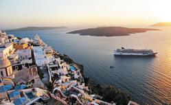 サントリーニ島・ミコノス島を巡る憧れのエーゲ海クルーズ10日間