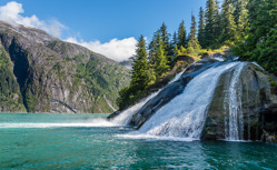 大自然とゴールドラッシュの歴史を辿る アラスカクルーズ10日間