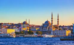 ヨーロッパの真珠ウクライナ・東欧の神秘ロシアとエキゾチックなイスタンブールを訪れる黒海クルーズ17日間