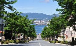北海道周遊とサハリン