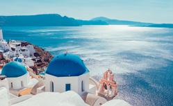 サントリーニとドブロブニクを巡るエーゲ海クルーズ14日間