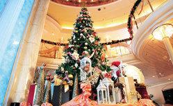 横浜ゆったりクリスマスクルーズ 3日間