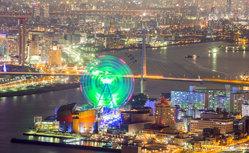東京港発着 食の文化 大阪・韓国・名古屋を巡る西日本クルーズ12日間
