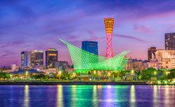 東京港発着 異国情緒の神戸・函館と風光明媚な広島・金沢へ日本一周クルーズ14日間