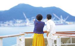 【日本周遊Dコース 】横浜発着 夏の北海道クルーズ 7日間