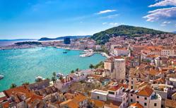 ベニスからバルセロナへ 珠玉のアドリア海・地中海クルーズ16日間